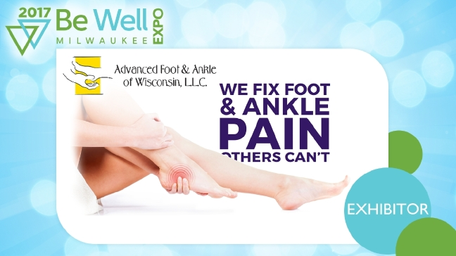 Exhibitor Spotlight: Advanced Foot and Ankle of Wisconsin