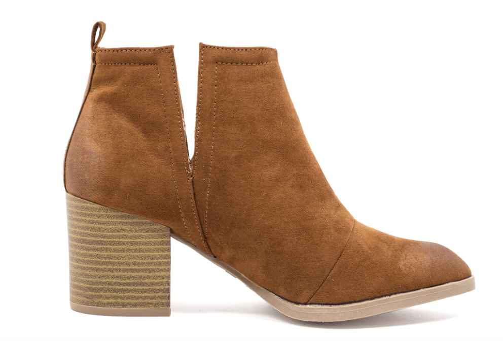 Wilson Bootie from Moorea Seal Collection ($64). Find on mooreaseal.com. (Image: Moorea Seal)