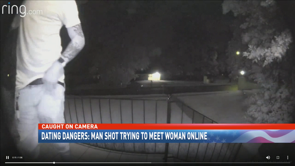 (IMG: WPMI) CAUGHT ON CAMERA: Mobile gunshot victim pleads for help