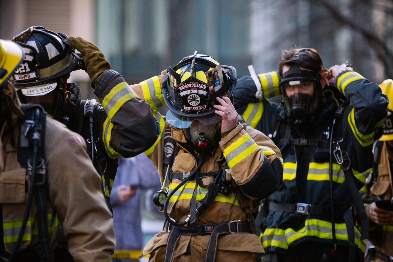 Seattle Fire Fighters