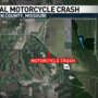 Northern Missouri man killed in motorcycle accident