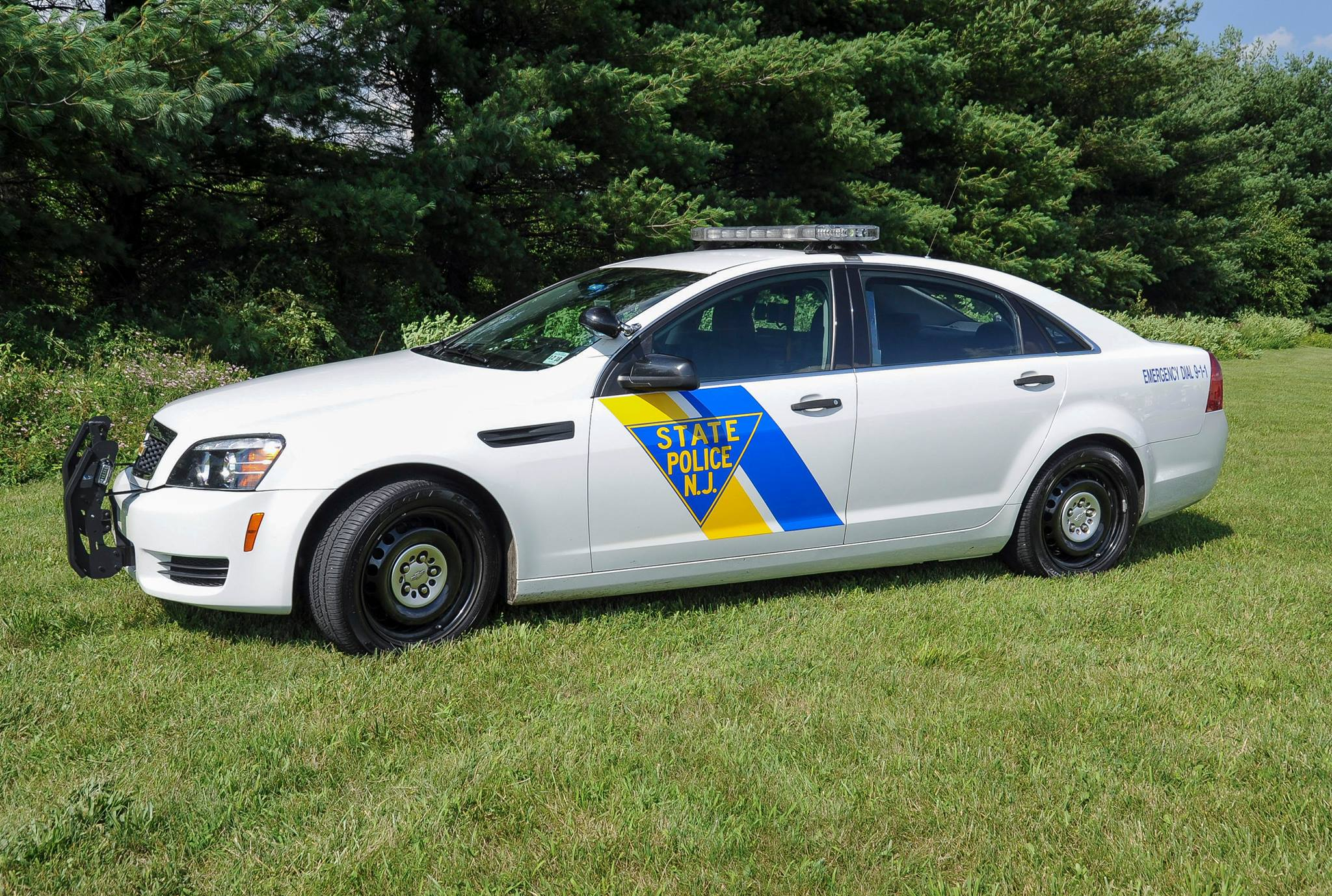 New Jersey State Police. (American Association of State Troopers|Facebook)