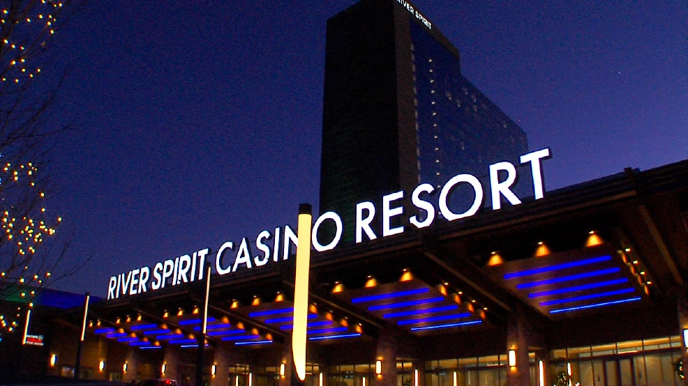 River spirit casino tulsa jobs