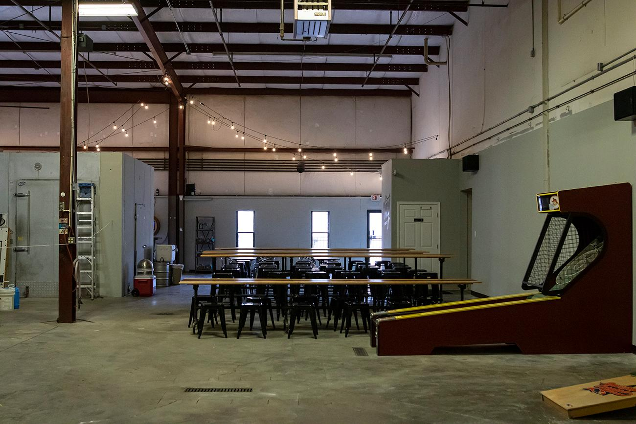 { }Cincy Brewing Co opened its doors in August 2019 in the former Rivertown Brewing Company in Lockland. The new brewery offers three different beers:  Mad Anthony Red IPA, Lincoln Heights IPA, and The Pike Belgian Light. They also serve light snacks and receive visits from food trucks regularly to round out your night. ADDRESS: 607 Shepherd Drive, Unit 5, Cincinnati, OH 45215 / Image: Allison McAdams // Published: 11.15.19