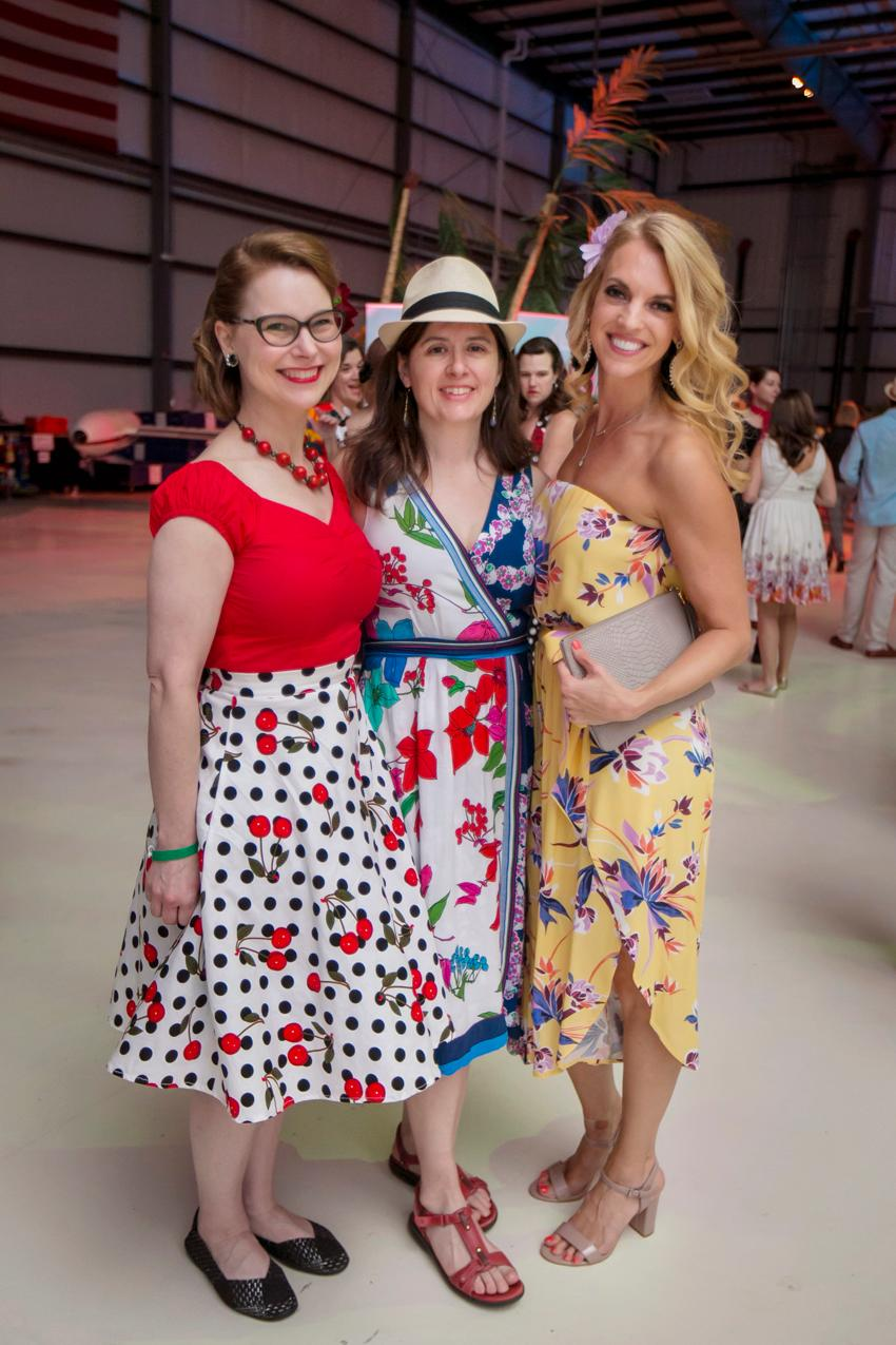 Jody Wyatt, Leah Stewart, and Daphne Jergensen{ }/ Image: Mike Bresnen Photography{ }// Published: 4.13.19