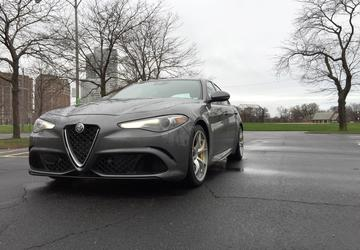Photo Gallery: 2017 Alfa Romeo Giulia