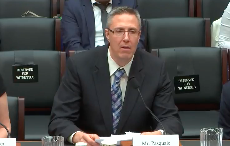Mr. Frank Pasquale / Photo: Energy and Commerce Committee YouTube Channel