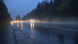 Snow, rain make for messy drive around Snoqualmie Pass