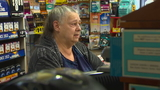 'I'm afraid of it happening again': Clerk nervously returns to work after armed robbery