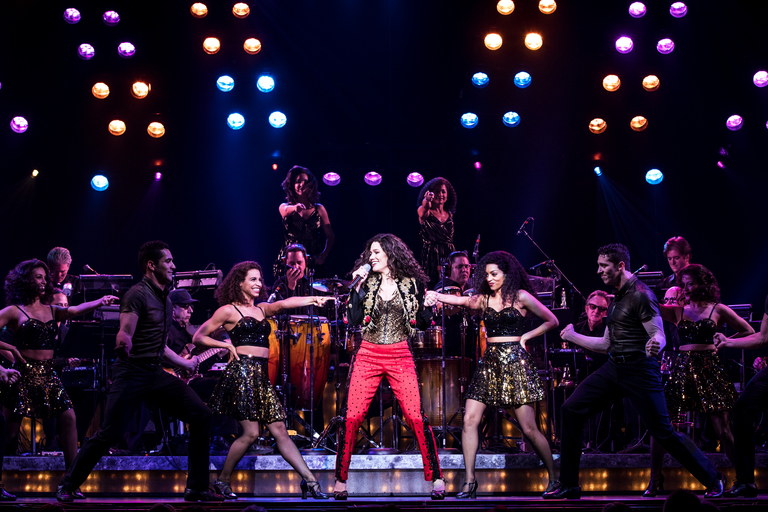 If you're looking for a creative way to beat the cold this month, we've got a creative suggestion: hit up The Kennedy Center's production of &quot;On Your Feet!&quot; now through Jan. 28. How does that warm me up, you ask? 1. You're inside. There's heat. Duh! 2. You will work up a SWEAT dancing in your seat (or the aisles!) to this feel-good story about Gloria and Emilio Estefan's life. Packed with 26 of Gloria's biggest hits, alongside jaw-dropping dance moves -- not to mention the uplifting undercurrents of romance, entrepreneurial drive and (highly relevant) messaging of what an American looks like -- you can't help but leave the theater lighter than when you came in. (Image: Matthew Murphy)<p></p>
