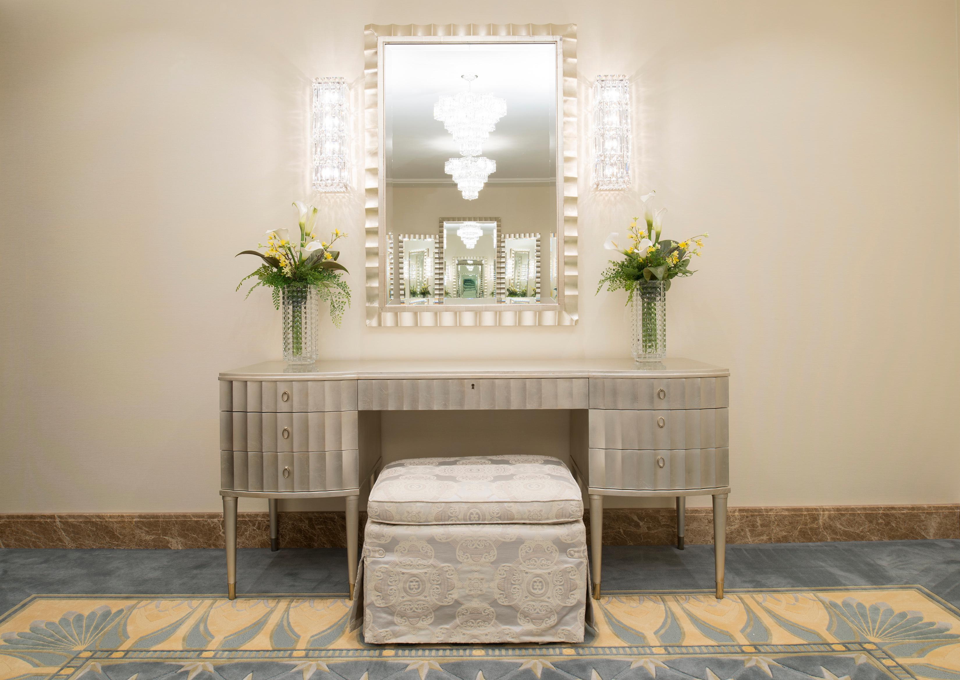 The bride's room in the Jordan River Utah Temple. ©2018 BY INTELLECTUAL RESERVE, INC. ALL RIGHTS RESERVED.