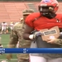 4.29.17 Highlights - Ohio North-South football game