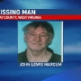 State police looking for missing man from Clay County