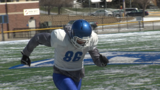 Trey Lansman joins Loper football program