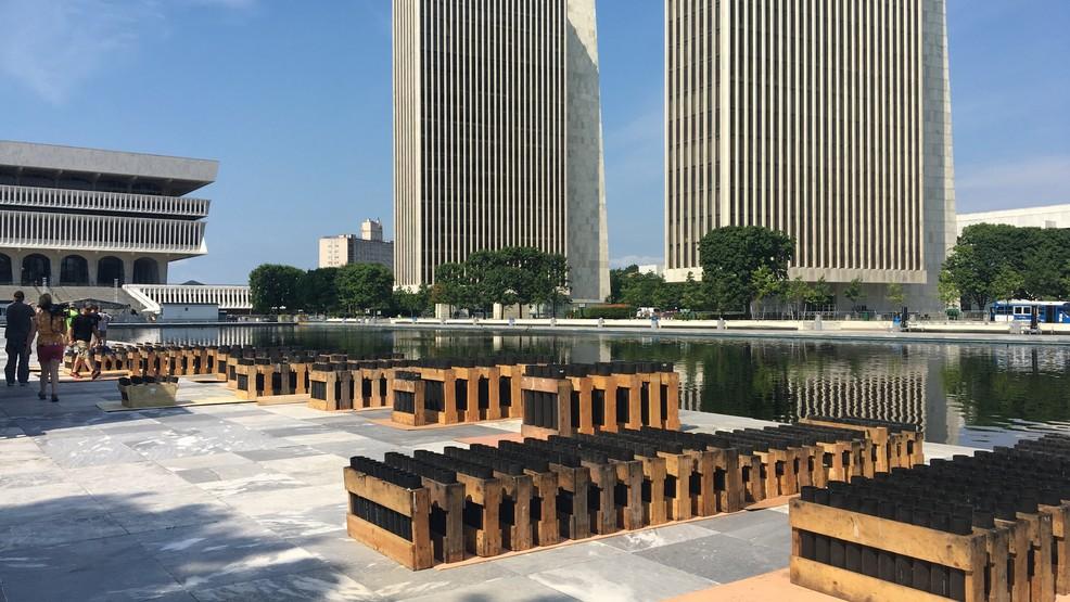 fireworks planned for empire state plaza wrgb. Black Bedroom Furniture Sets. Home Design Ideas