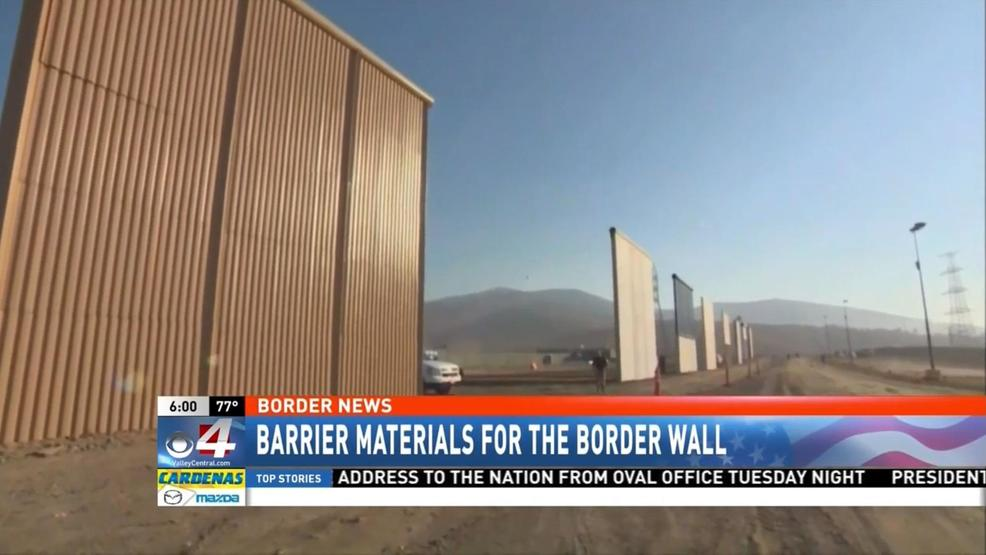 Local engineer discusses the difference between steel barrier or concrete border wall