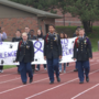 Benson JROTC holds annual domestic violence walk