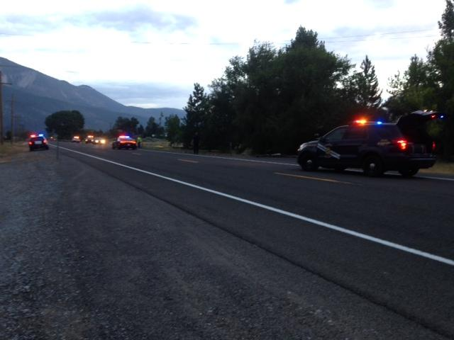 NHP: Fatal crash reported on Old Hwy. 395 at Bellevue Rd. in Washoe Valley