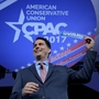 Walker recalls battles with protesters in CPAC speech
