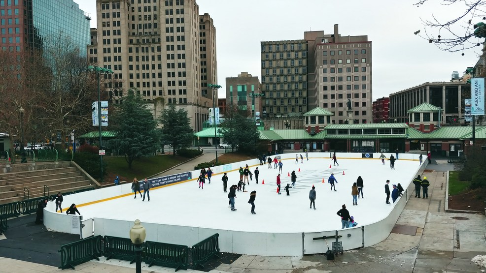 Providence Ice Rink Opens Marking 20th Year Wjar