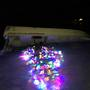 Christmas tree boat capsized from high winds