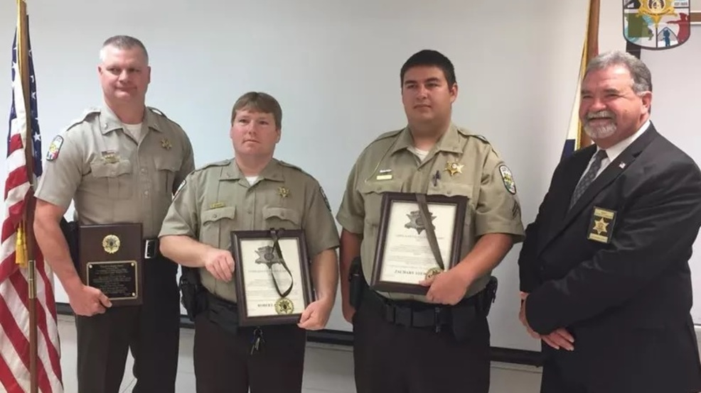 Cape Girardeau Co. Sheriff's Office presents awards to its own (Source - Cape Girardeau County Sheriff's Office).jpg