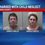 Logan County couple arrested for child abuse, neglect for allowing juvenile sexual abuse