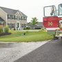 Fire at Victor home possibly caused by lightning strike