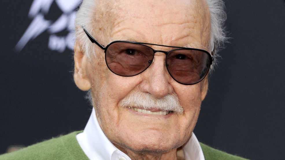Comic book icon Stan Lee dead at 95