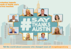 Vote Say Thanks, Austin!