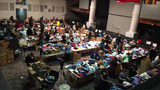 Crossfire Ministries donates over 100,000 articles of clothing