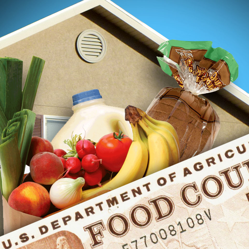 thousands in Georgia from food stamps