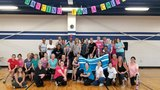 "Jazzercise ""dancing for a cause"" raises hundreds of dollars for Meals on Wheels"