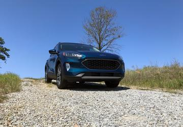 2020 Ford Escape: Next-gen Escape gets car-like dynamics, SUV functionality