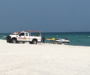 One dead, five people rescued from Pensacola Beach waters