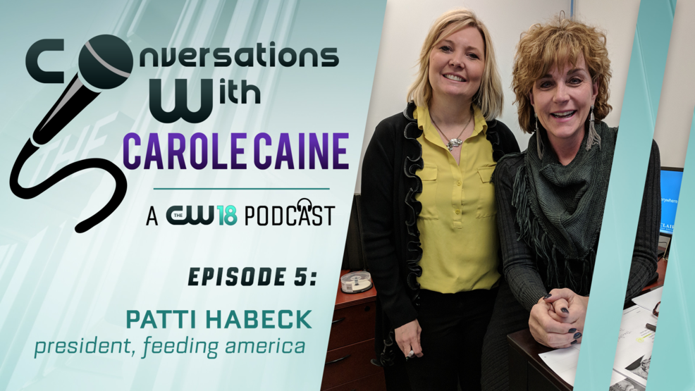 Conversations With Carole Caine | Episode 5: Feeding America