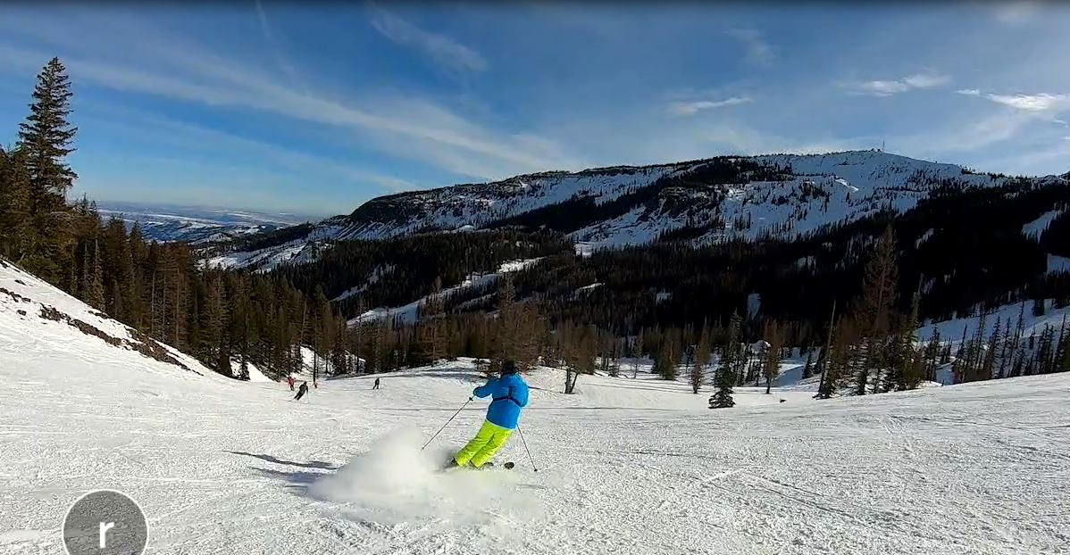 Mission Ridge Ski & Board Resort is located on the east side of the Cascade Mountains