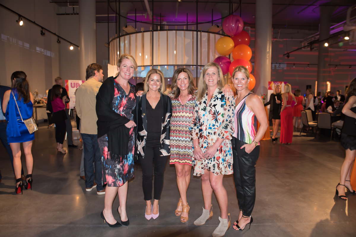 Michele Guttman, Lynn Carson, Jessica Folke, Kerry Vollmer, and Amy Fox  / Image: Sherry Lachelle Photography // Published: 4.28.18<p></p>
