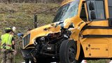 Six students suffer minor injuries after school buses crash in Anniston
