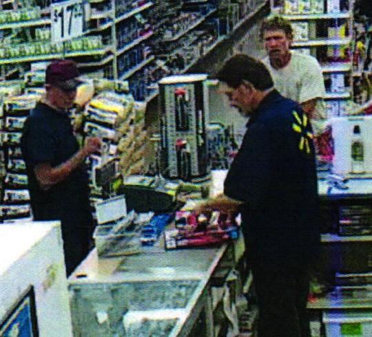 The Canyon Police Department is asking for the public's help identifying two suspects involved in a debit/credit card abuse case. (Photo: Canyon Police Department)