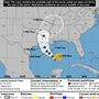 Tropical storm watch in effect from Southeast Texas to Louisiana