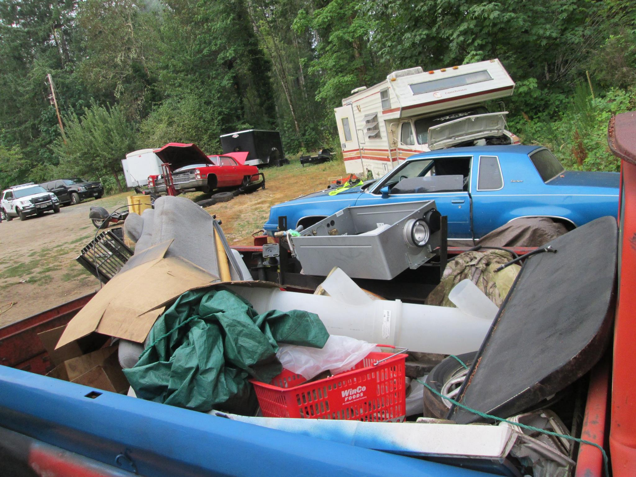 Detectives find stolen cars, trailers and motorcycles at GigHarbor ...