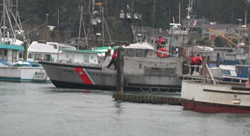 <p>Since the start of the season in January, Coast Guard Station Coos Bay has seen a relatively safe season. &quot;We've had about 6 calls for assistance,&quot; said Commanding Officer Kary Moss, &quot;and those calls for assistance have all been  for mechanical failures of some sort.&quot; (SBG)</p>
