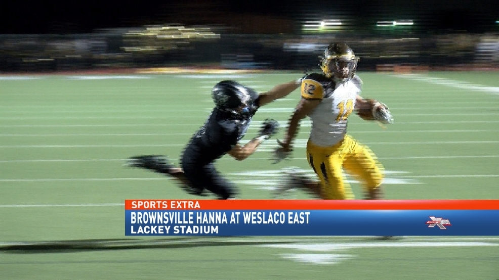 Weslaco East Rumbles Over Hanna And Into Playoffs