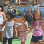 Kids beat the heat at Ashwaubenon mall