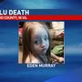 Family identifies 6-year-old girl in Ohio County who died from flu