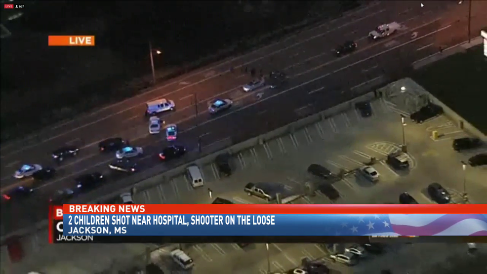 Shooting reported at University of Missisippi Medical Center in