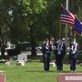 Junior ROTC honor veterans with special ceremonies throughout Sioux City cemeteries