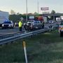 4 people in hospital after crash on I-75 North in Houston Co.
