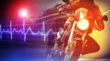 Motorcyclist shot in the leg on US 395